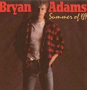 Summer of '69 - Image: Bryan Adams Summer of '69