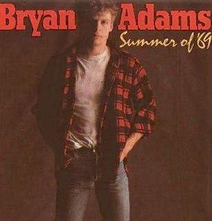 Summer of 69 1985 single by Bryan Adams