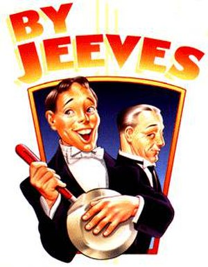By Jeeves - Cast recording