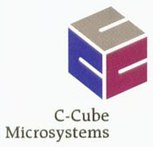 Logo of C-Cube Microsystems