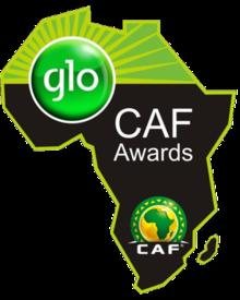 CAF Awards logo