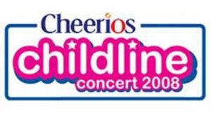ChildLine Concert - Logo for the 2008 event.