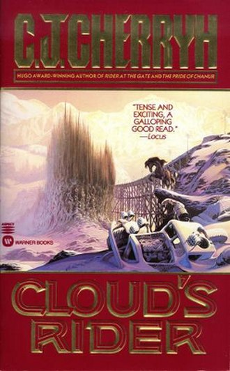 Cloud's Rider - US paperback edition cover