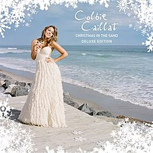 christmas in the sand deluxe edition by colbie caillatjpg - Colbie Caillat Christmas