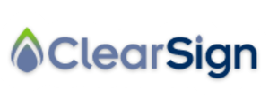 ClearSign Combustion - Image: Clear Sign logo