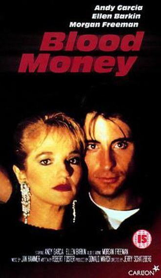 Clinton and Nadine - UK cover under the title Blood Money