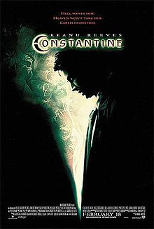 Download Constantine (2005) Bluray + Subtitle Indonesia