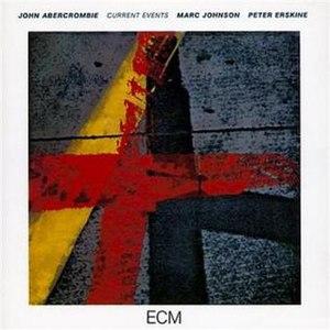 Current Events (album) - Image: Current Events (album)