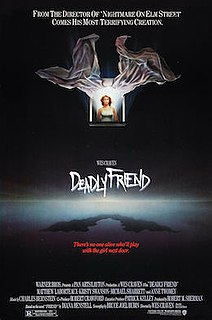 <i>Deadly Friend</i> 1986 film by Wes Craven