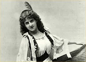 A Gaiety Girl - Decima Moore as Rose