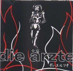 Die Ärzte (2002 album) - Image: Die Ärzte Die Ärzte (2002 album)