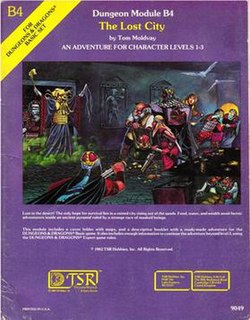 The lost city dungeons dragons wikivisually code b4 fandeluxe Gallery