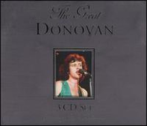 Troubadour: The Definitive Collection 1964–1976 - The Great Donovan, by Rajon Records (AUS)