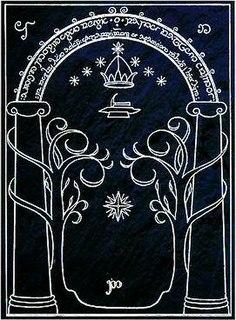 J. R. R. Tolkiens artwork Artwork by J. R. R. Tolkien