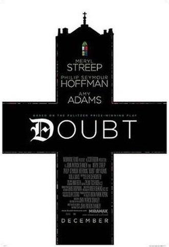 Doubt (2008 film) - Image: Doubtposter 08