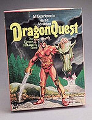 DragonQuest - Image: Dragonquest 001