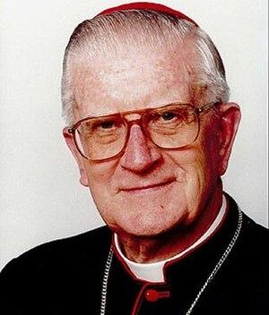 Edward Clancy (cardinal) - Image: Edward Clancy