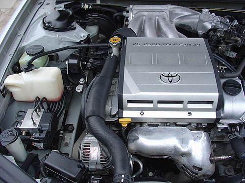 Toyota MZ engine - Wikiwand