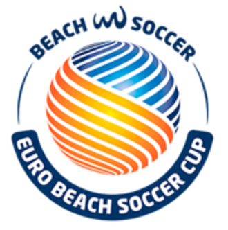 Euro Beach Soccer Cup - Image: Euro Beach Soccer Cup logo
