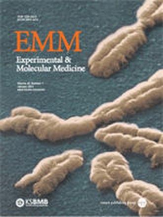 Experimental & Molecular Medicine - Image: Experimental & Molecular Medicine cover