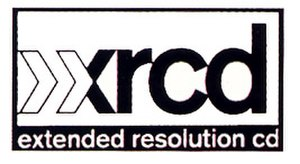 Extended Resolution Compact Disc - Image: Extended Resolution Compact Disc (logo)