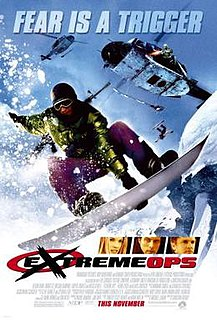 <i>Extreme Ops</i> 2002 film by Christian Duguay