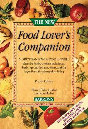 Food Lover's Companion - Fourth Edition cover