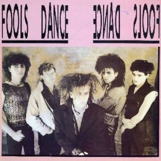 Fools Dance - One of four album covers for Fools Dance