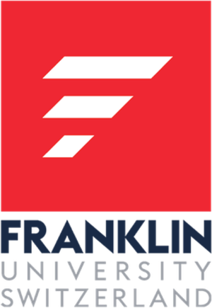 Franklin University Switzerland - Image: Franklin University Switzerland Logo 2016