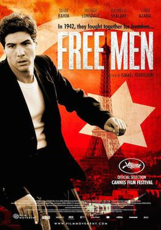 Free Men (film) - US-Canadian film poster