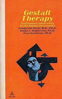 <i>Gestalt Therapy</i> (book)