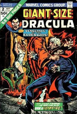 Pablo Marcos - Image: Giant Size Dracula 2