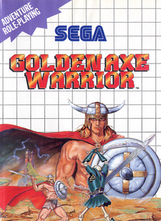 <i>Golden Axe Warrior</i> 1991 video game