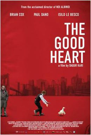 The Good Heart - Theatrical poster