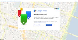Google Offers Google offers