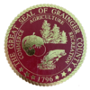 Official seal of Grainger County