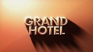 <i>Grand Hotel</i> (TV series) 2019 American drama television series