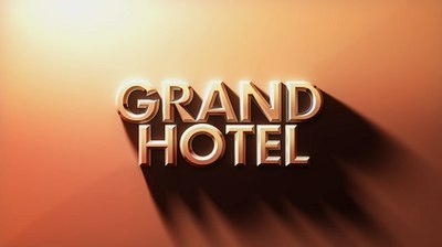 Picture of a TV show: Grand Hotel
