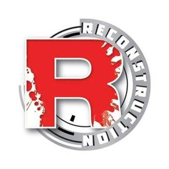 Hasbro Reconstruction - Promotional logo