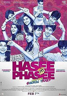 Hasee Toh Phasee (2014) - Hindi Movie