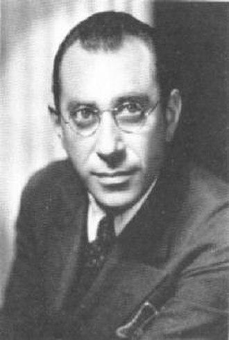 Herbert Biberman - Image: Herbert Biberman