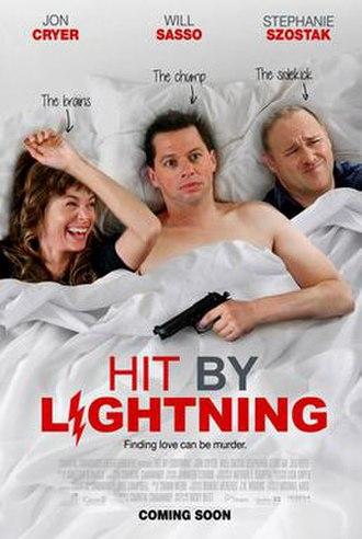 Hit by Lightning - Image: Hit By Lightening film poster