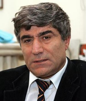 Hrant Dink - Image: Hrant Dink