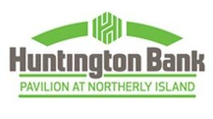 Huntington Bank Pavilion - Image: Huntington Bank Pavilion at Northerly Island logo