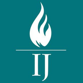 Institute for Justice - Image: IJ Logo Square 12 2013