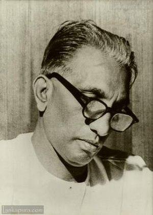 I. M. R. A. Iriyagolla - Image: IMRA Iriyagolla 1