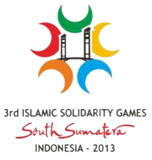 2013 Islamic Solidarity Games - Image: ISG 2013 logo
