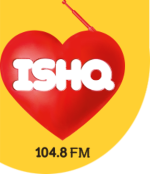 Radio ISHQ - ISHQ FM Logo