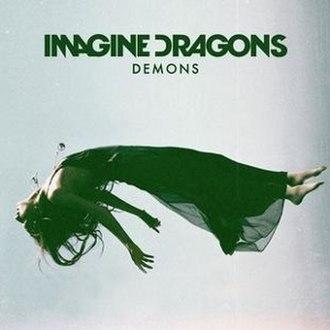 "Demons (Imagine Dragons song) - Image: Imagine Dragons ""Demons"" (Official Single Cover)"