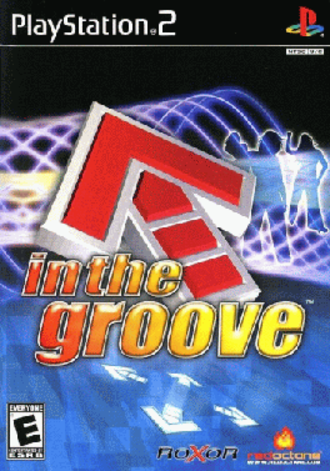 In the Groove (video game) - PlayStation 2 cover artwork for In the Groove.
